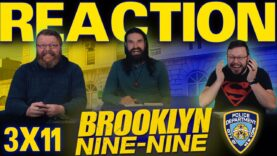 Brooklyn Nine-Nine 3×11 Reaction