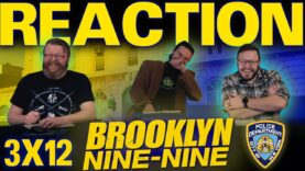 Brooklyn Nine-Nine 3×12 Reaction