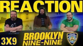 Brooklyn Nine-Nine 3×9 Reaction