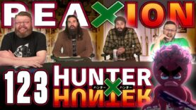 Hunter x Hunter 123 Reaction