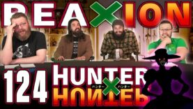 Hunter x Hunter 124 Reaction