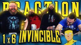 Invincible 1×6 Reaction