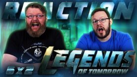 Legends of Tomorrow 6×2 Reaction