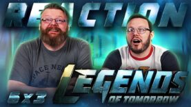 Legends of Tomorrow 6×3 Reaction
