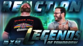 Legends of Tomorrow 6×4 Reaction