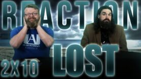Lost 2×10 Reaction