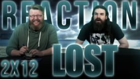 Lost 2×12 Reaction