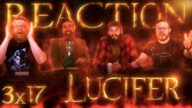 Lucifer 3×17 Reaction