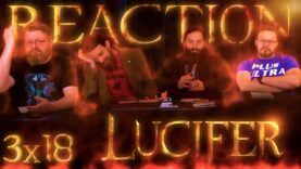 Lucifer 3×18 Reaction