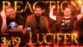 Lucifer 3×19 Reaction