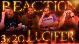 Lucifer 3×20 Reaction