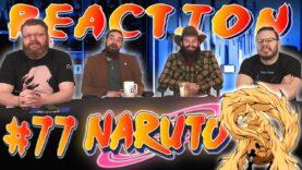 Naruto 77 Reaction