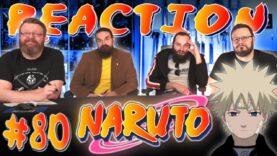 Naruto 80 Reaction