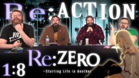Re:Zero 1×8 Reaction