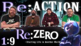 Re:Zero 1×9 Reaction