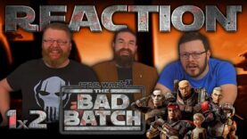 Star Wars: The Bad Batch 1×2 Reaction