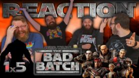 Star Wars: The Bad Batch 1×5 Reaction