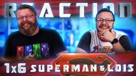 Superman & Lois 1×6 Reaction
