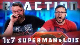 Superman & Lois 1×7 Reaction