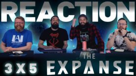 The Expanse 3×5 Reaction