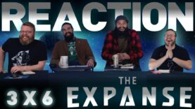 The Expanse 3×6 Reaction