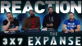 The Expanse 3×7 Reaction