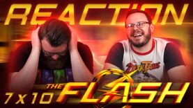 The Flash 7×10 Reaction