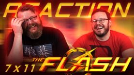 The Flash 7×11 Reaction