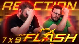 The Flash 7×9 Reaction