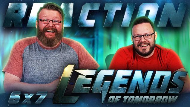 Legends of Tomorrow 6×7 Thumbnail
