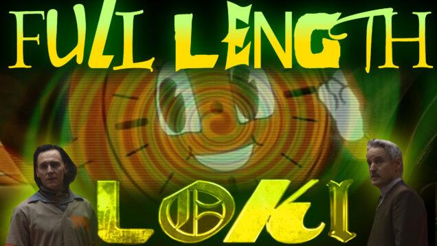 Loki Full Length Icon