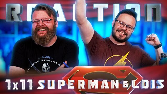 Superman & Lois 1×11 Reaction Thumbnail
