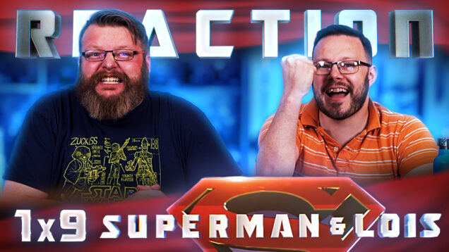 Superman & Lois 1×9 Reaction Thumbnail