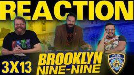 Brooklyn Nine-Nine 3×13 Reaction