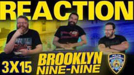 Brooklyn Nine-Nine 3×15 Reaction