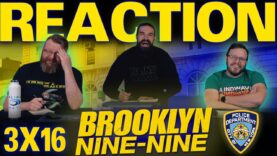 Brooklyn Nine-Nine 3×16 Reaction