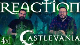 Castlevania 4×1 Reaction