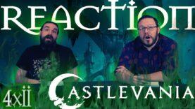 Castlevania 4×2 Reaction