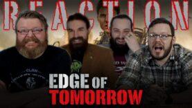 Edge of Tomorrow Movie Reaction