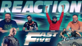 Fast Five Movie Reaction