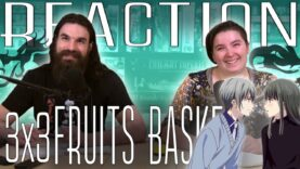 Fruits Basket 3×3 Reaction