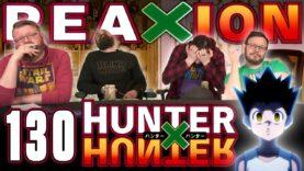 Hunter x Hunter 130 Reaction