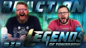 Legends of Tomorrow 6×5 Reaction