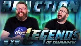Legends of Tomorrow 6×6 Reaction