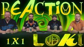 Loki 1×1 Reaction