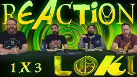 Loki 1×3 Reaction