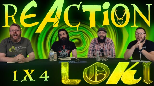 Loki 1×4 Reaction