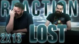 Lost 2×13 Reaction