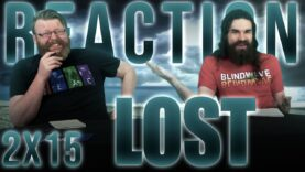 Lost 2×15 Reaction