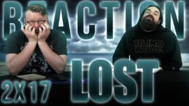 Lost 2×17 Reaction